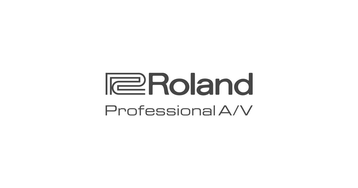 Новости и события - Пресс-релизы - 2017 ... - Roland Pro A/V