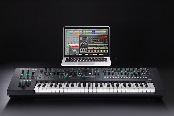 SYSTEM-8 USB Audio and MIDI