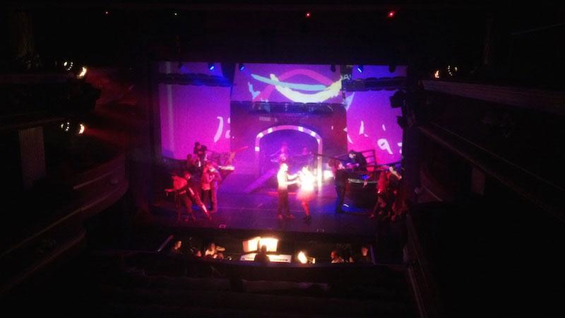 Jokai Theatre Performance