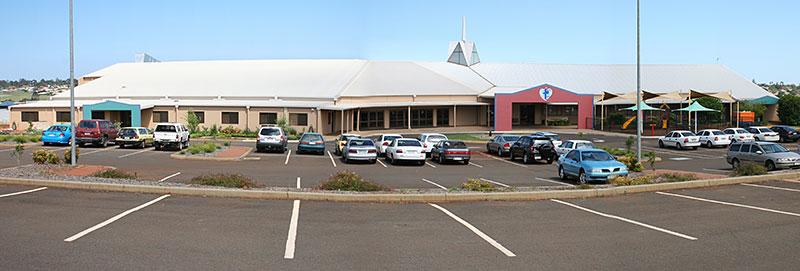 HumeRidge Church of Christ in Kearneys Spring, Queensland