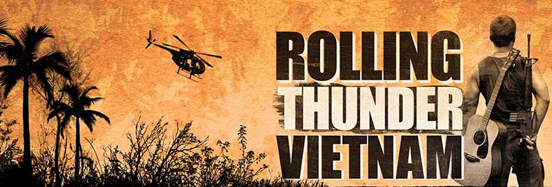 Rolling Thunder Banner