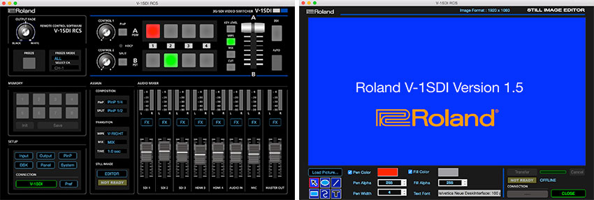 Roland Pro A/V - News & Events - Press Releases - 2017