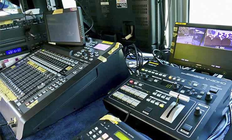 [イベント映像演出の世界] 100年残るラジオを目指して~FMよみたん