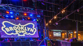 Roland V-800HD at the Brooklyn Bowl London