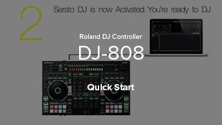 DJ-808 Quick Start