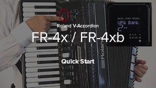 FR-4x/FR-4Xb Quick Start