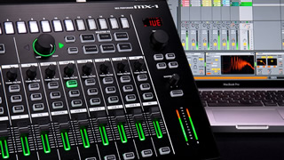 [Blog] Ableton Live Performance Made Easy with New AIRA MX-1 Mode
