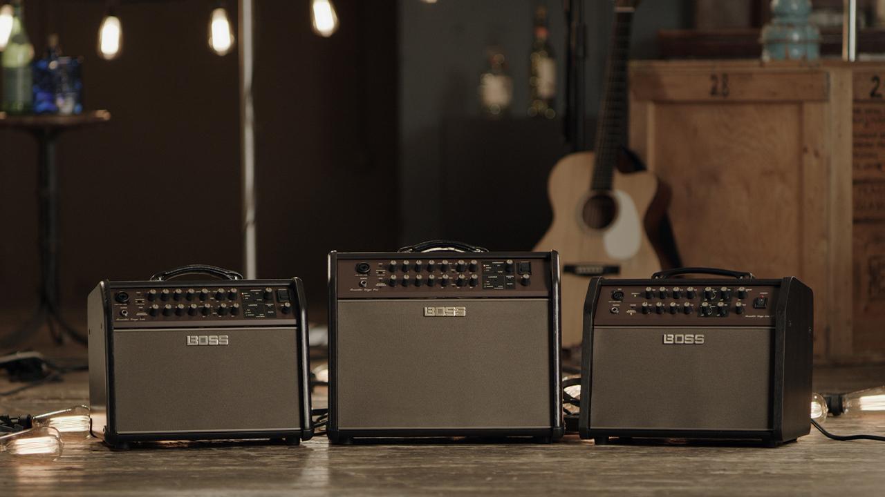 Acoustic Singer Amplifier