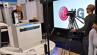 Tech LaunchPad Uses Roland VR-50HD to Stream Live from CES 2015