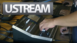 Ustream Utilizes Roland