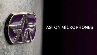 ASTON MICROPHONES BRAND