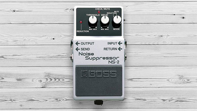 The Many Uses of the BOSS NS-2 Noise Suppressor