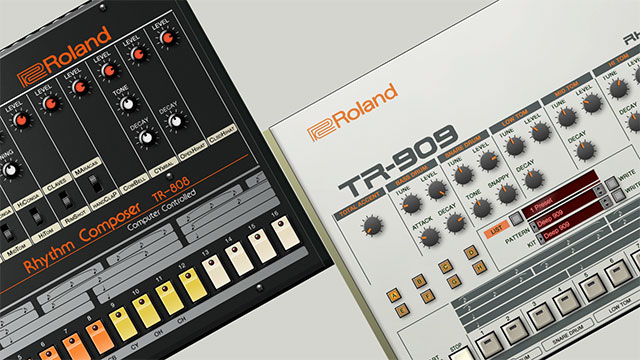 Designing Custom Drums for Roland Cloud's TR-909 and TR-808