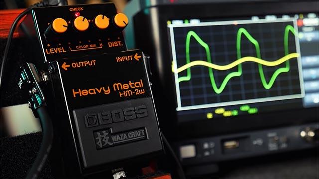 Gain Appreciation: Analyzing the BOSS HM-2W