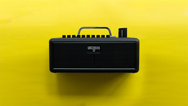 Go Wireless with the BOSS Katana-Air