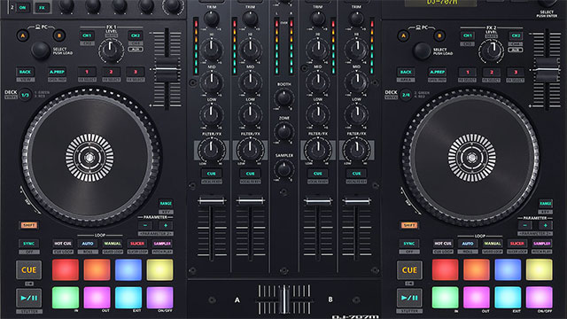 Maximizing the DJ-707M for Live Performance