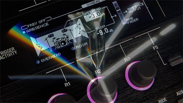 Roland Engineering: Understanding Prismatic Sound Modeling