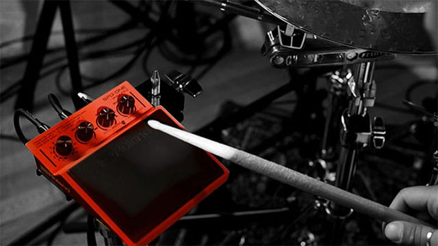 SPD::ONE WAV PAD Tips: Live Backing Tracks and Samples