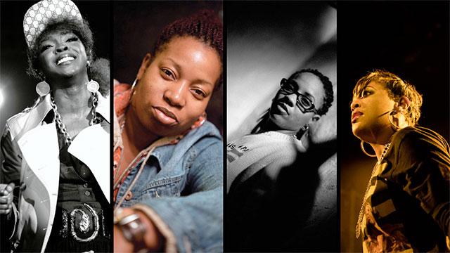 Listening Guide: Essential Women in Hip-Hop