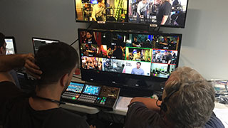"""Varvid Selects Roland V-1200HD Multi-Format Video Switcher for """"Stream of Annihilation"""" Event"""