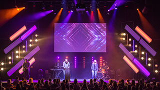 Roland M-5000 OHRCA Digital Mixing Console Selected for Anthem Community Church in Gainesville, Florida