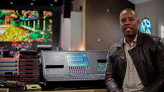 Roland M-5000 OHRCA Live Mixing Console Lifts the Sound at Greater Emmanuel Temple Church in Lynwood, California