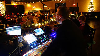 """Tim Rushlow and His Big Band """"Home for the Holidays"""" Shows"""