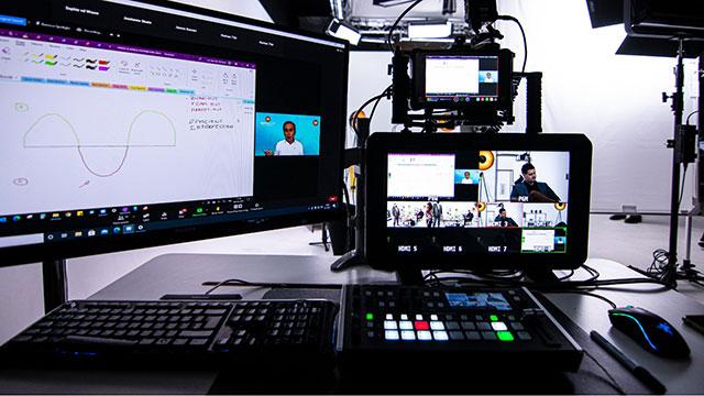 A Indie Filmmakers encontrou o futuro com o Roland V-8HD