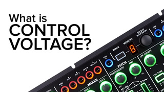 [Blog] AIRA Modular: What is Control Voltage?