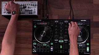 AIRA Start: Roland DJ-202 Controller