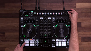 AIRA Start: Roland DJ-505 Controller
