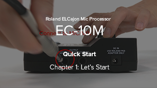 EC-10M Quick Start Video