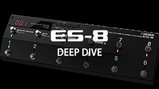 ES-8 Sumersión Profunda