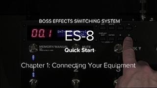 ES-8 Quick Start