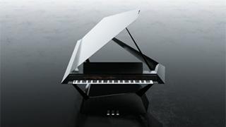 Facet Grand Piano