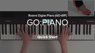 GO:PIANO Quick Start