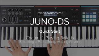 JUNO-DS クイック・スタート・ビデオ