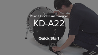 KD-A22 Quick Start