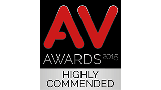 Roland M-5000 Live Mixing Console 'Highly Commended' at AV Awards Ceremony