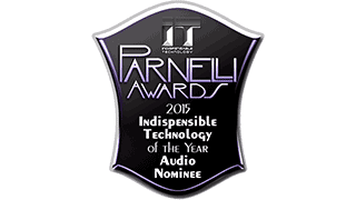 Parnelli Nomination: Indispensable Audio Technology for 2015