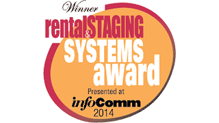 Rental and Staging Magazine InfoComm 2014 - Best new broadcast/web streaming product