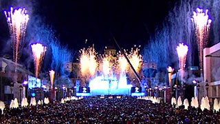 Roland M-5000 and M-5000C live digital mixing consoles chosen for Barcelona celebrations