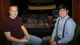 The Roland M-5000 Live Mixing Console Chosen for Tucker Theatre at Middle Tennessee State University
