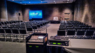 The Versatile Roland VR-50HD All-in-One AV Mixer Helps Visual Horizon Communications (VHC) Turn Breakout Sessions into Breakthrough Events