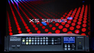 The Roland XS-84H 8-In x 4-Out Multi-Format AV Matrix Switcher Gives Five-Star AudioVisual an Edge in Hospitality AV