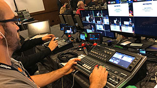 Streaming the Streaming Media East Conference with Roland