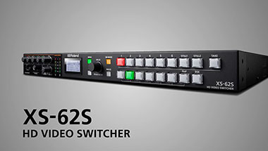 XS-62S HD Video Switcher