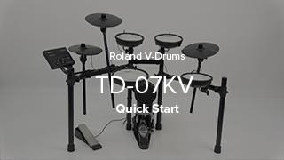 TD-07KV Quick Start