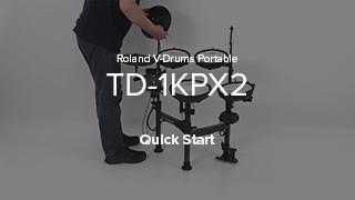 TD-1KPX2 クイック・スタート