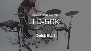 TD-50K Quick Start